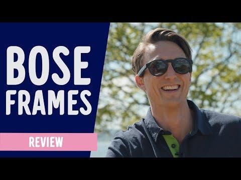 Bose Frames - Solbriller med lyd?