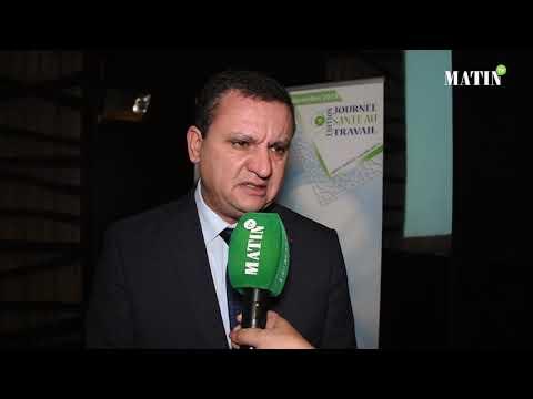 Video : 9e Journée santé au travail : Déclaration de Mohamed Bachiri, président par intérim de la CGEM
