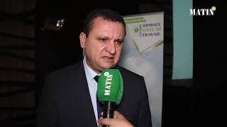 9e Journée santé au travail : Déclaration de Mohamed Bachiri, président par intérim de la CGEM