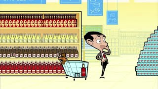 All You Can Eat | Mr. Bean Cartoon