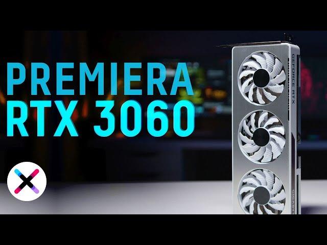 NAJTAŃSZY RTX 3060? 🤑 | Premierowy test RTX 3060 w grach od @TechLipton
