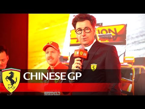 Chinese GP - Celebrating one of a kind racing weekend