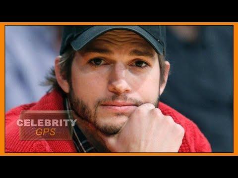 Ashton Kutcher hit a young man with his Tesla- Hollywood TV