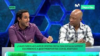 Después de Todo: Sporting Cristal campeón 2018 | ANÁLISIS DEL MEJOR DEL AÑO