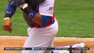 Sights and sounds from US-Cuba exhibition baseball game
