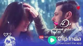Mere soniya sun le jra dil di ya galaaa....!! Salman and katrina best 2018 status.