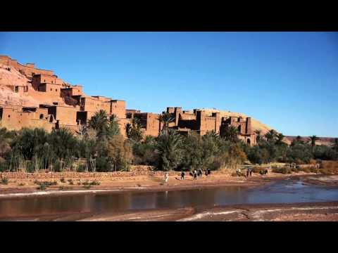 Morocco, Maroc, Kasbah Ait Ben Haddou