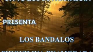 LOS BANDALOS CHIQUILINA ENAMORADA