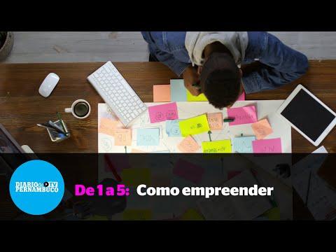 De 1 a 5: Dicas de empreendedorismo