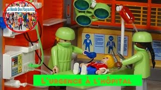 Playmobil - Une Urgence à l'Hôpital [SOUS-TITREE] | An emergency at the hospital