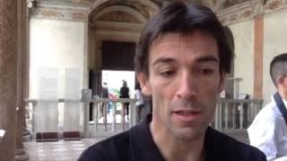 Affari incontra Hervè Barmasse leggenda dell'alpinismo