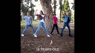The FRIENDS Dance by MONTANA TUCKER and LELE PONS!!