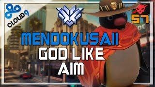 C9 Mendo - God like aim 57 kills in Lijiang Tower