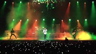 Collective Soul - Wellcome all Again (LIVE in Arequipa)