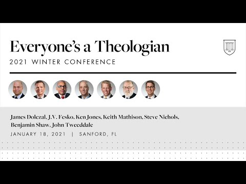 2021 Winter Conference: Stephen Nichols and Ken Jones