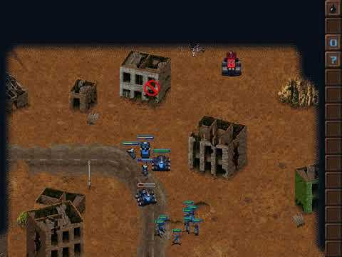 KKND: Krush Kill 'N Destroy (Survivors: Mission 4) (Beam Software) (MS-DOS) [1997] [PC Longplay]