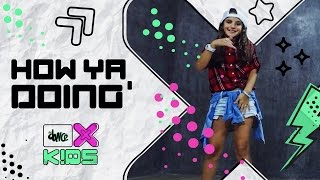 How Ya Doin'? - Little Mix (Feat. Missy Elliott) - Coreografia | FitDance XKids