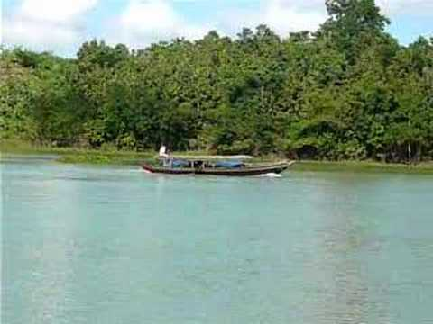 Boat Cruise on Rangamati Lake Bangladesh