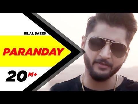 PARANDAY LYRICS - Bilal Saeed | Punjabi Song