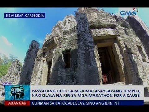 Saksi: Sa dami ng mga turistang Pinoy sa Cambodia, ilang vendor doon, marunong mag-Filipino