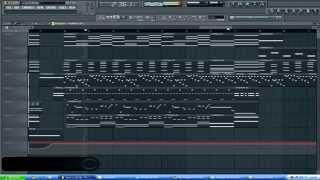 David Guetta Dangerous ft. Sam Martin - (Fl Studio - Instrumental) + flp