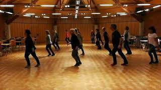 Fading - Line Dance