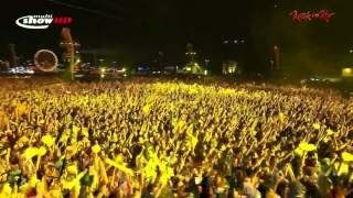 Coldplay - Yellow (Live @ Rock in Rio 2011) width=