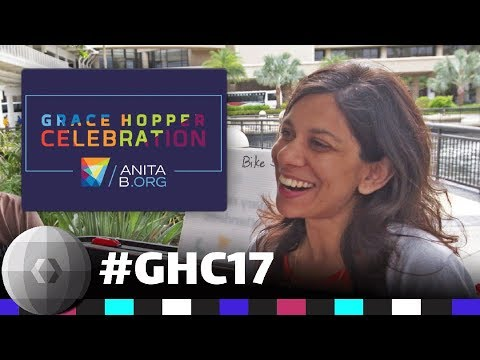 The Developer Show (Grace Hopper '17) w/ Avni Shah