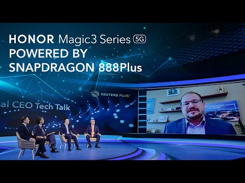 HONOR Magic3 Series powered by Snapdragon 888 Plus chipset