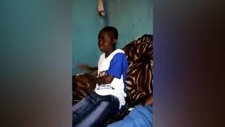 Small Osupa Olufimo suskido ajani like father like son, home performance