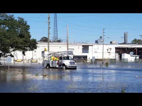 Hurricane Matthew Update – Carolinas 10/11/16