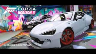 Forza Horizon 3 Trailer 2016 FANMADE