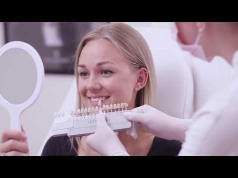Tandblekning på klinik
