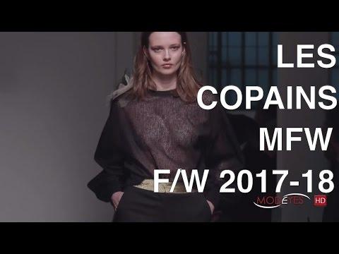 LES COPAINS | FALL WINTER 2017   2018 | FULL FASHION SHOW