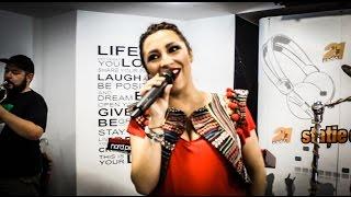 Naguale feat. Andra - Falava (Live la Radio 21)