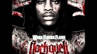 Waka Flocka Flames-Snakes In The Grass(Instrumental)