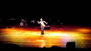 Loreta Marjory - Tribal Fusion 24/09/16 em 3° Mistérios do Oriente Poá SP - Teatro Municipal de Poá
