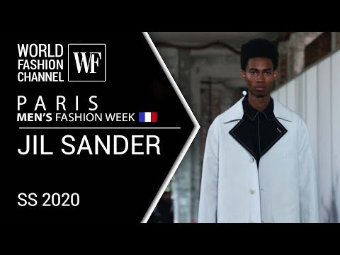 JIL SANDER | PARIS MEN'S FASHION WEEK SPRING-SUMMER 2020