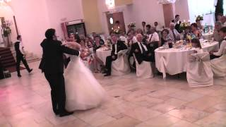 Mirii cantand live in timpul dansului de deschidere a nuntii, Georgiana si Stefan, 09 09 2012