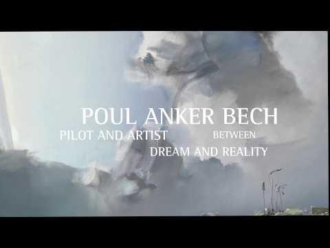 Pilot and Artist, Poul Anker Bech