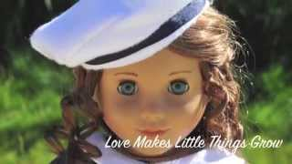 Love Makes Little Things Grow (for The Doll Wardobe's FDC)