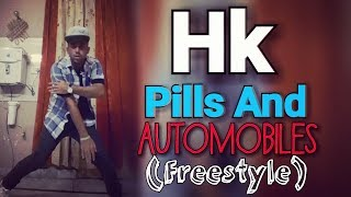 Chris Brown Pills And Automobiles Freestyle Dance By Hk