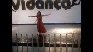 Vidança - Dança Profética - Ministério de dança Louvor na Terra ( Solo: Jennifer Lopes )