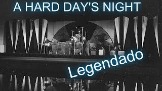 The Beatles - A Hard Day's Night - Hollywood Bowl (Legendado PT/BR)