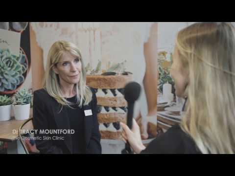 Dr Tracy Mountford talks about how to achieve natural beauty at Brides The Show