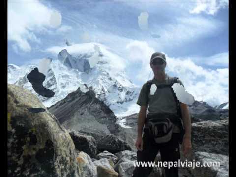 EVEREST CAMPO BASE TREK Y SUBIDA PICO KALAPATAR (5.550M) Septiembre 2012