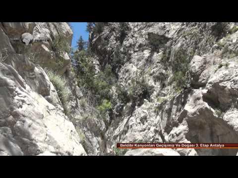 Beldibi Kanyonları Geçişimiz Ve Doğası 3. Etap
