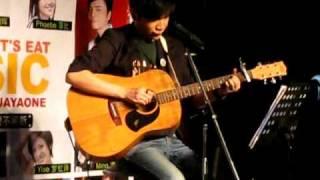 黄威尔 (Will Ng) - 差一點 @ Let's Eat Music, 29 Nov 08