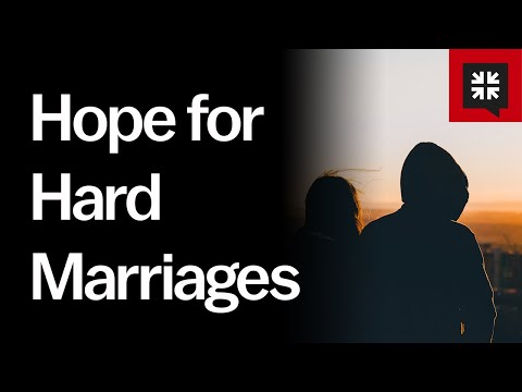 Hope for Hard Marriages // Ask Pastor John