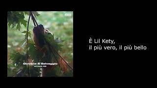 Testo - Giovane & Selvaggio - Ketama126